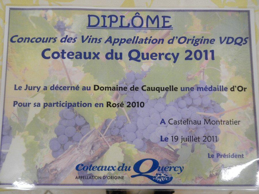 concours-des-vins-coteaux-du-quercy-2011