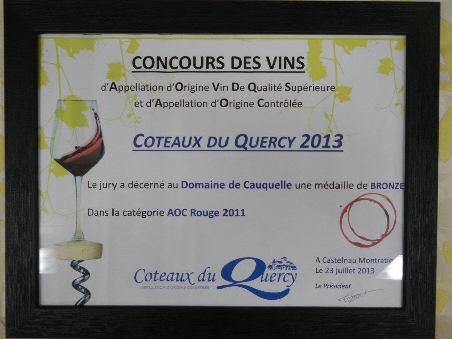 concours-des-vins-coteaux-du-quercy-2013